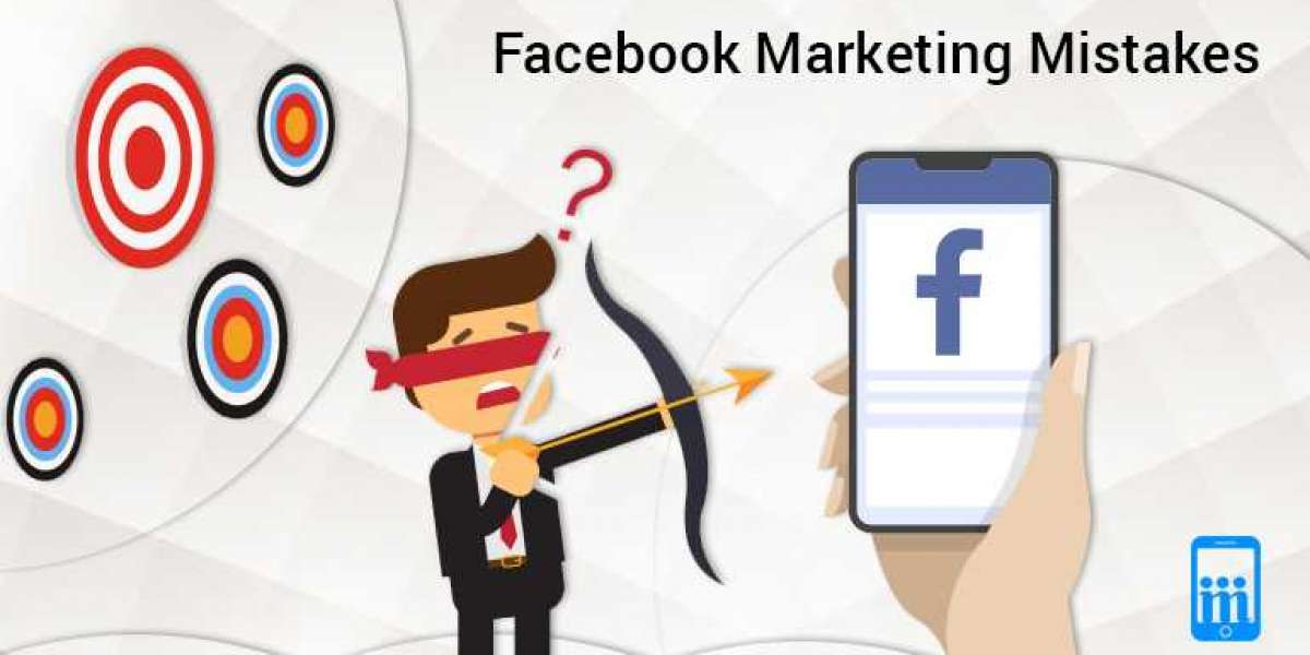 The Top 5 Facebook Marketing Mistakes you would like To Avoid