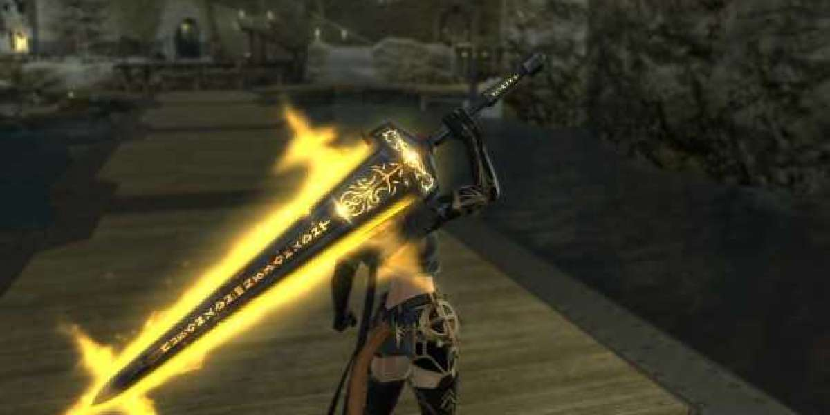 FFXIV: Relic Weapons Are Coming Back With 5.25 Release