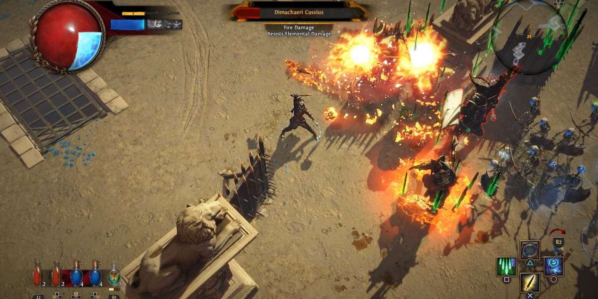 Path of Exile architect and developer Chris Wilson afresh