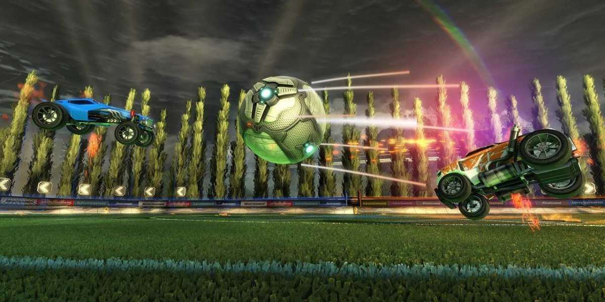 Psyonix has revealed some of the content coming to Rocket League Trading