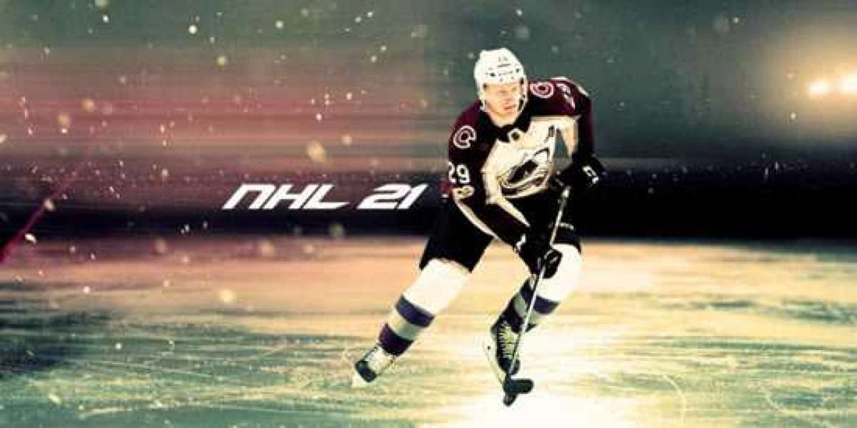 The first news of NHL 21 has finally arrived