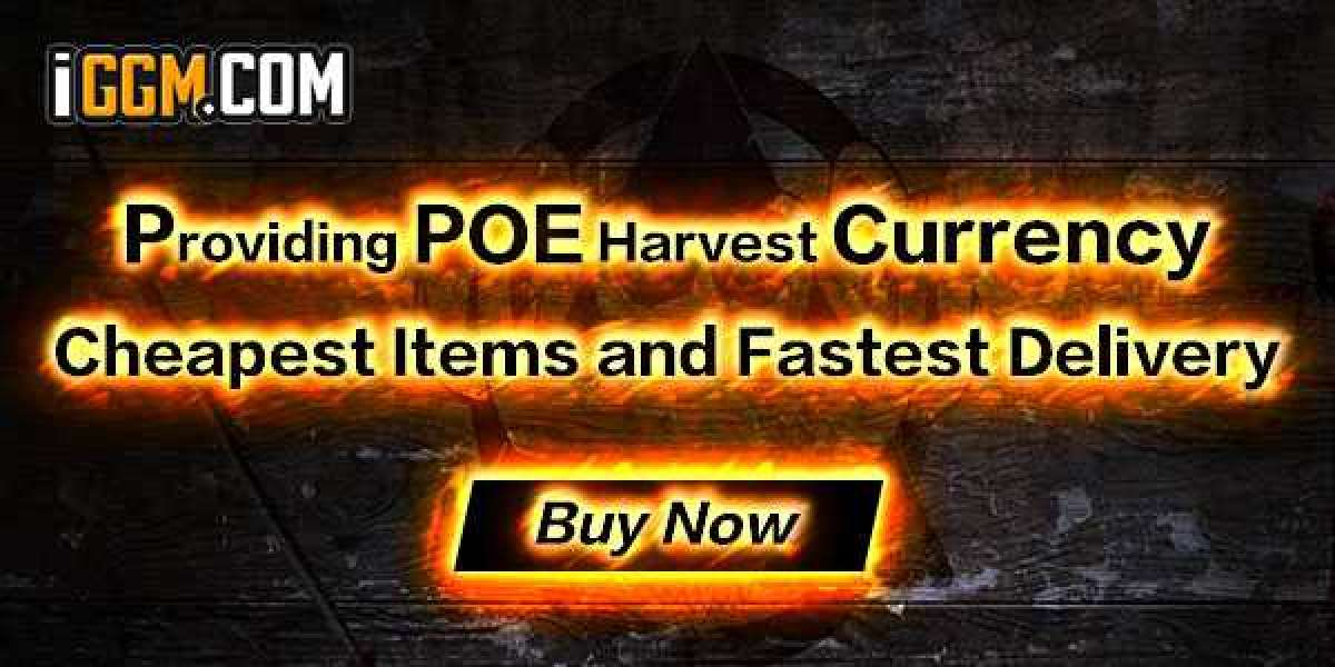 The development momentum of POE Harvest is unstoppable