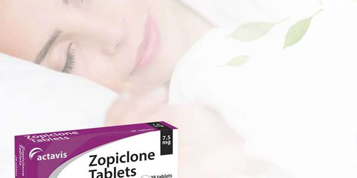 Trust Zopiclone ( Zimovane) to treat anxiety and promote relaxation