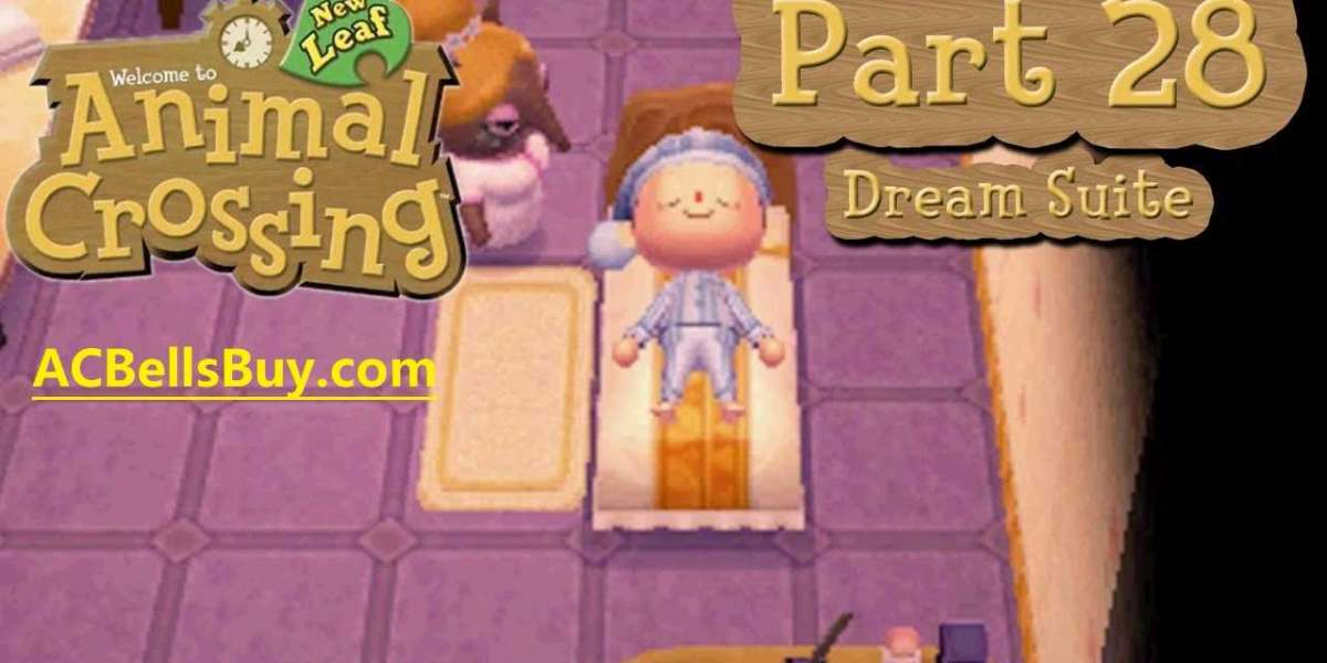 How to use Animal Crossing's new Dream Suite to visit other islands