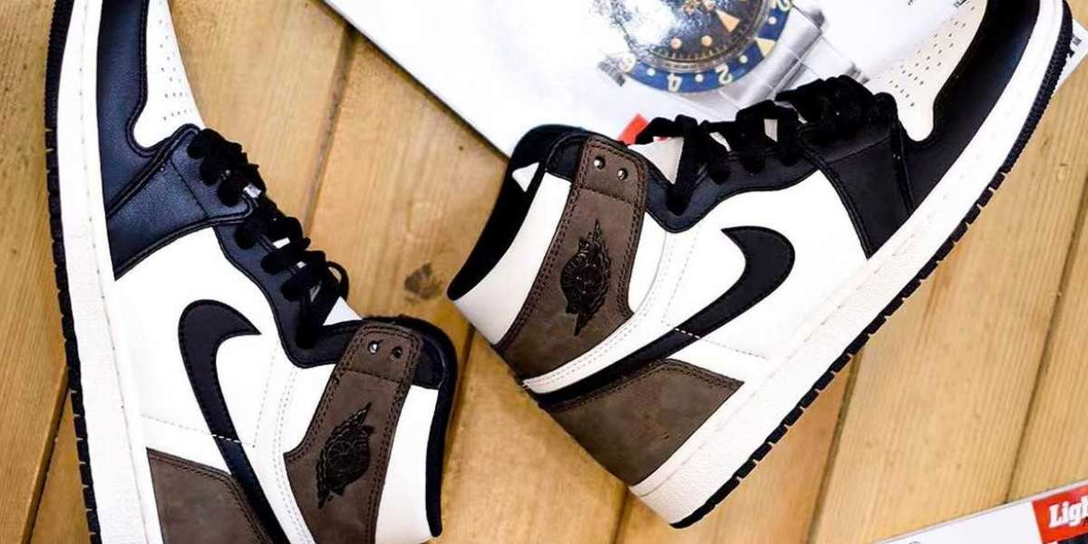 Hot Selling Air Jordan 1 High OG Dark Mocha