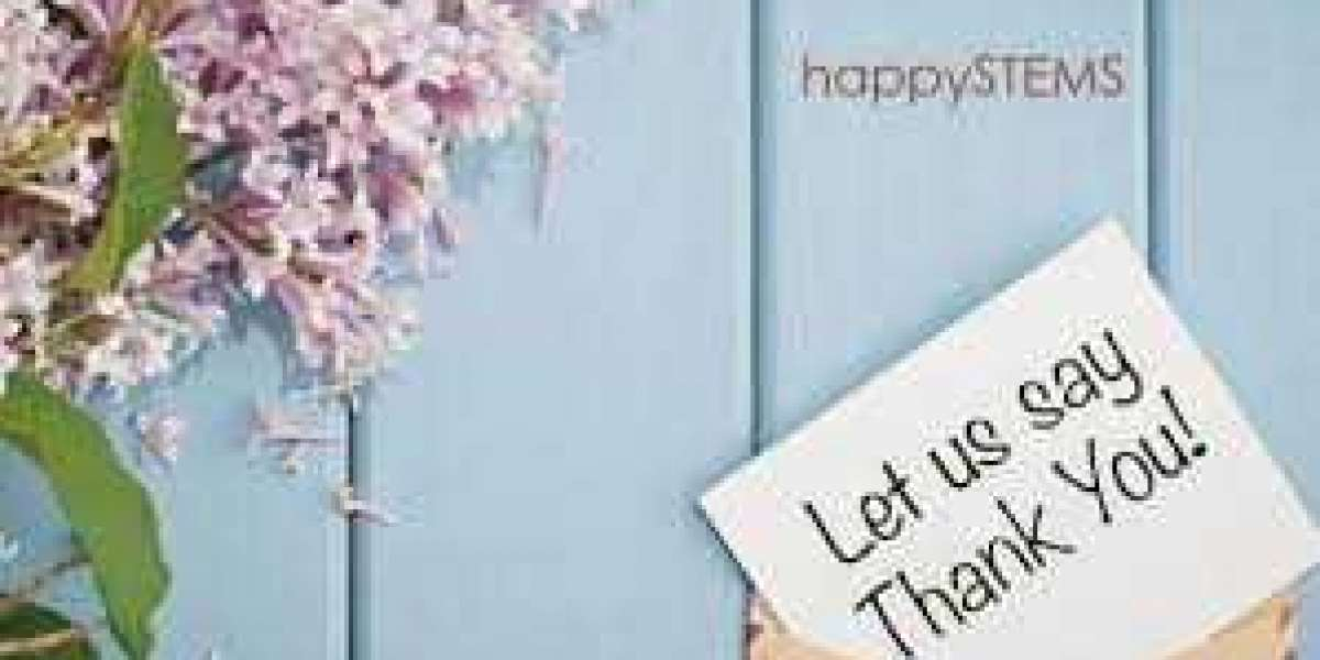 Easy online flower delivery services by Happystems.com