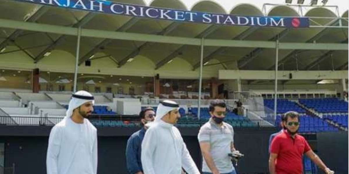IPL 2020: Sourav Ganguly shares picture from Sharjah stadium, blurs image of Pakistan cricketers in background