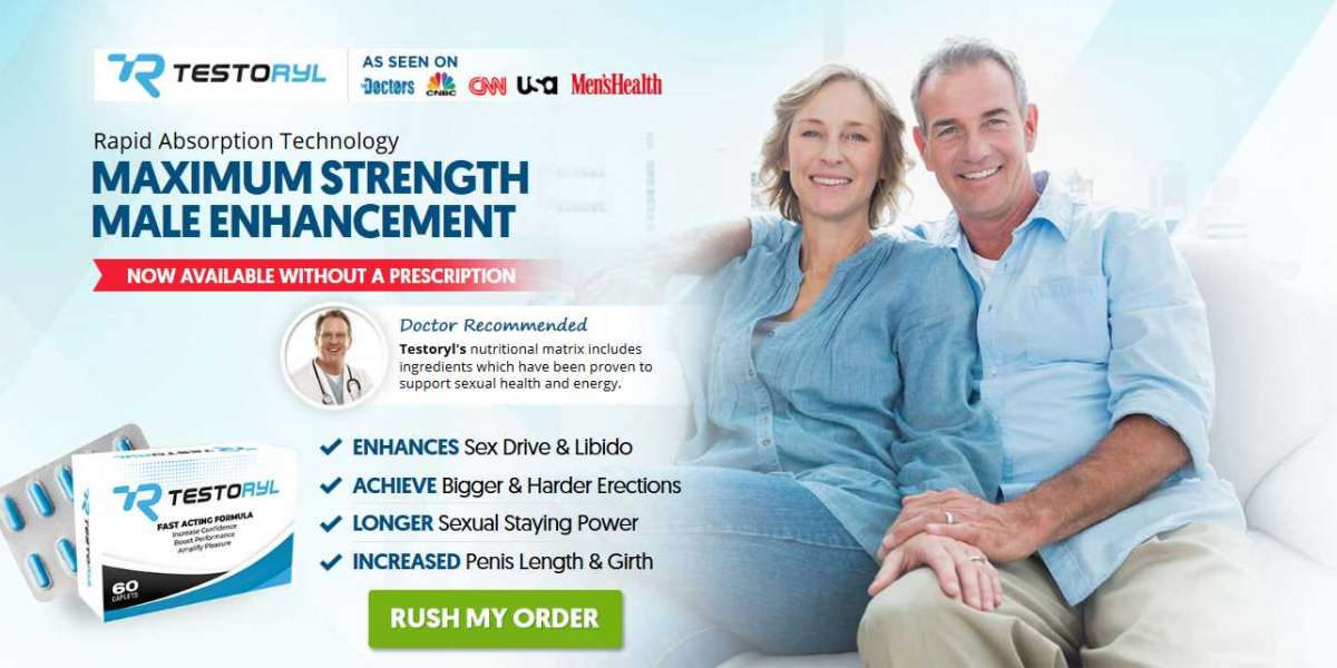 Testoryl : Natural Male Enhancement Pills Are Boost Energy, Fertility And Libido!