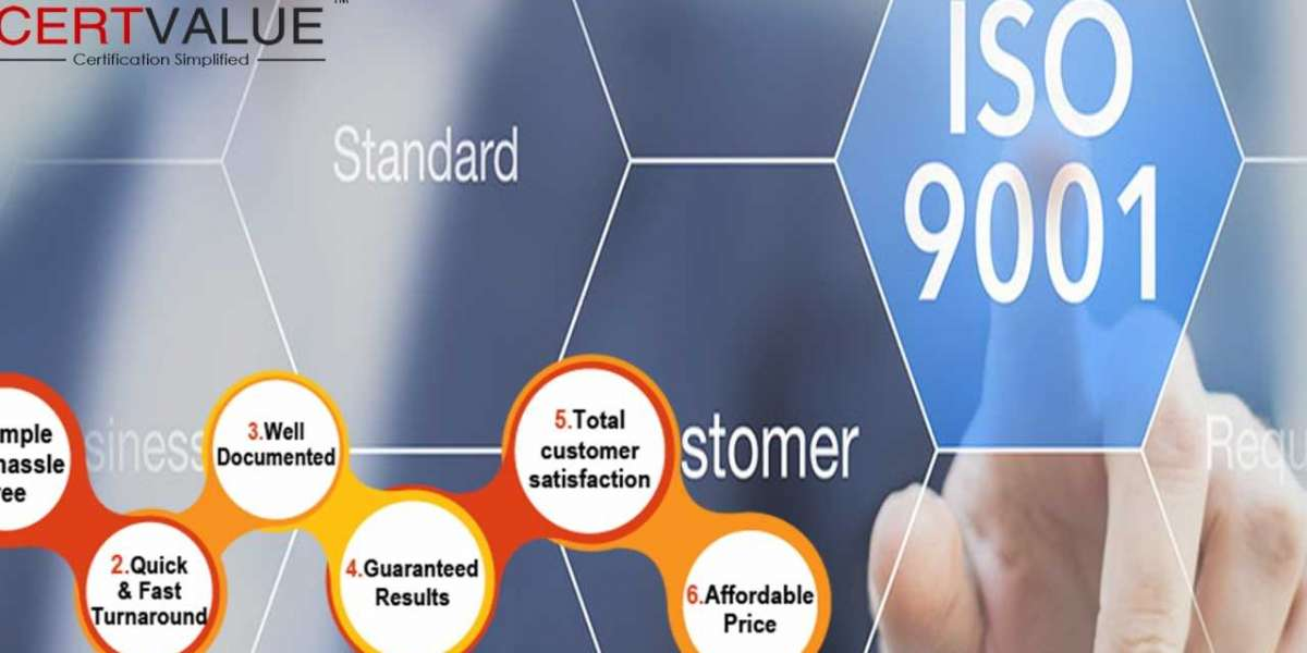 Benefits of ISO 9001 implementation for different organizations in Vietnam?