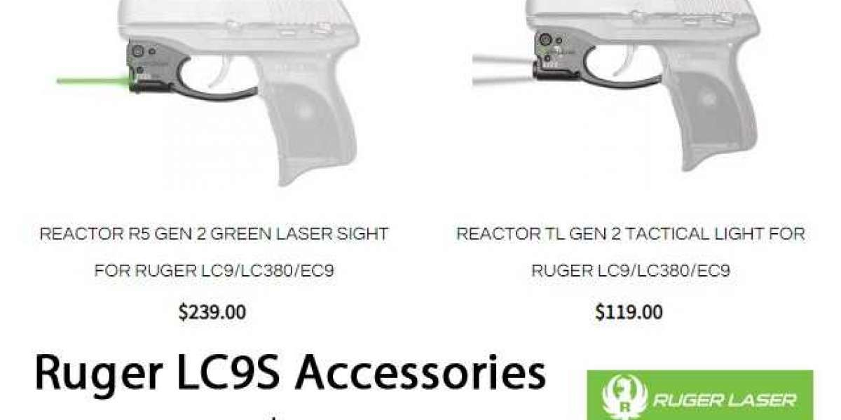 Buy Ruger LC9S Accessories From Ruger Laser