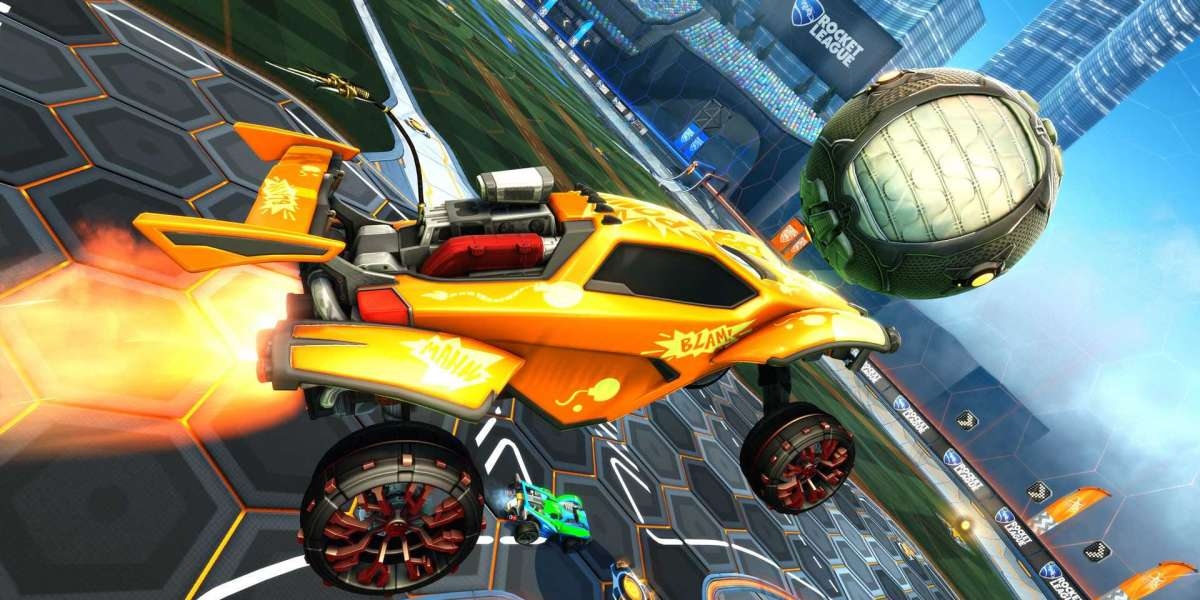 The new Rocket League Patch should appear today
