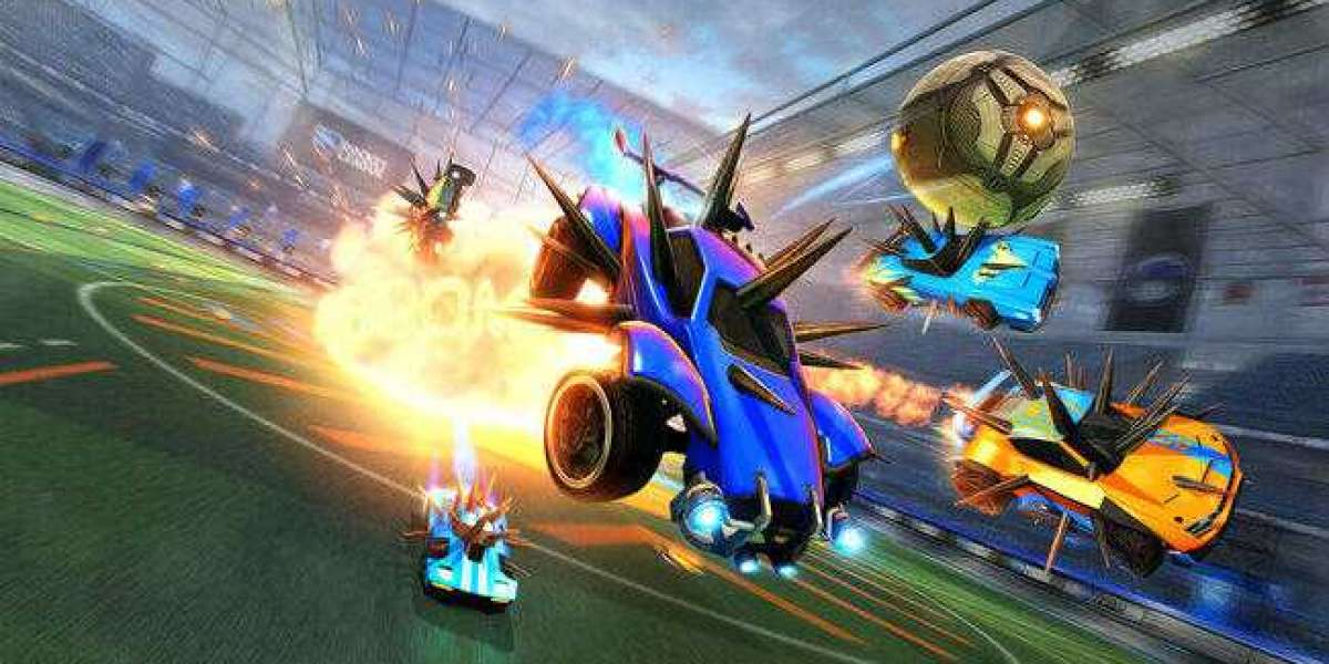 The game has just empowered crossplay in Rocket League
