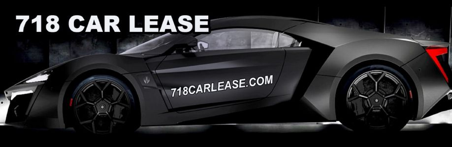 718 CAR LEASE - BEST CAR LEASING SERVICE Cover Image