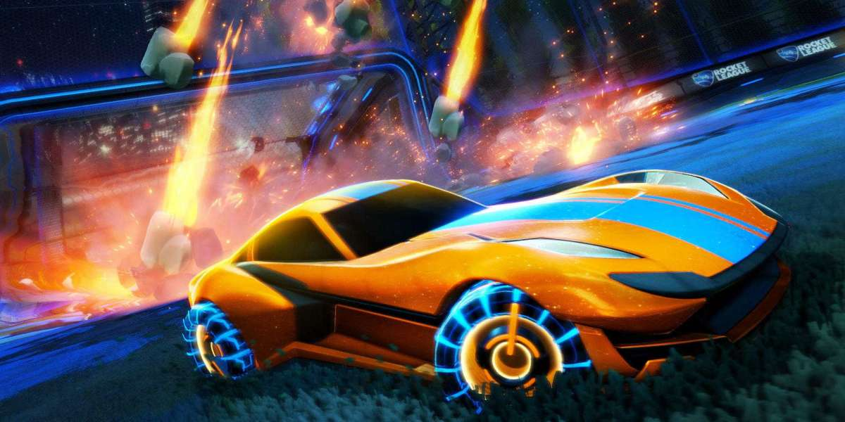 Rocket League is about to get a totally well-known