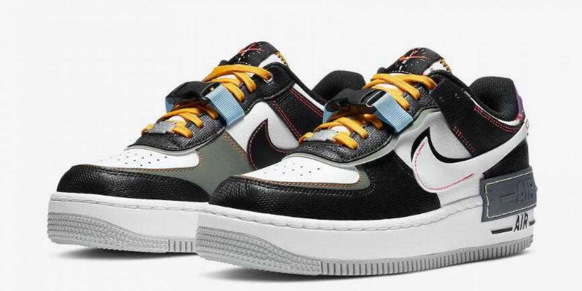 DC2542-001 Nike Air Force 1 Shadow Fresh Perspective Coming Soon