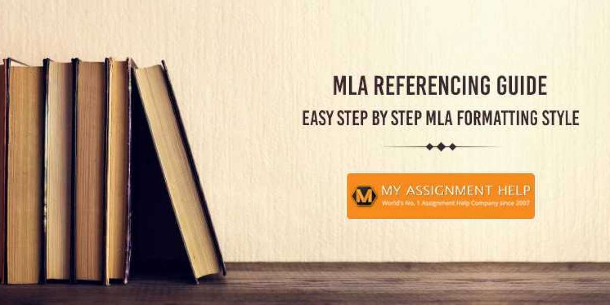 Ultimate MLA Referencing style Guide for your Term Paper