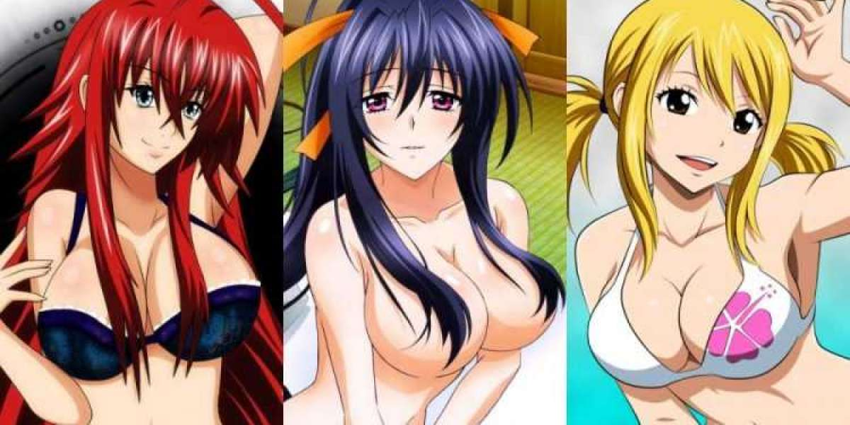 20 Hottest and Sexiest Anime Girls