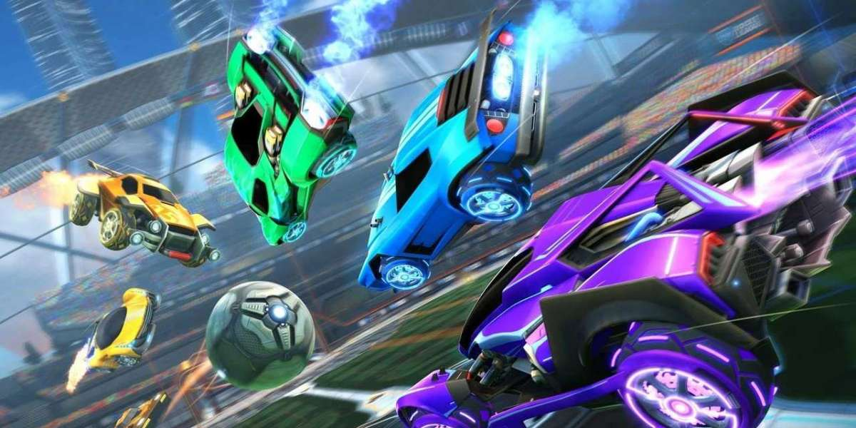 That is loads more difficult to do in Rocket League