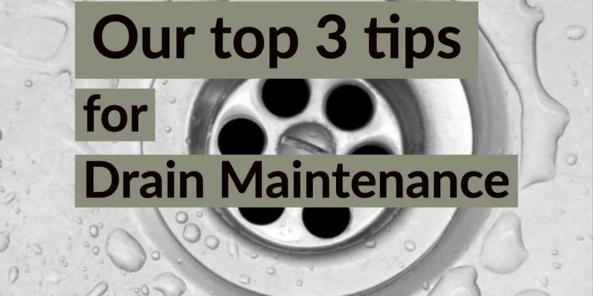 OUR TOP 3 TIPS FOR DRAIN MAINTENANCE