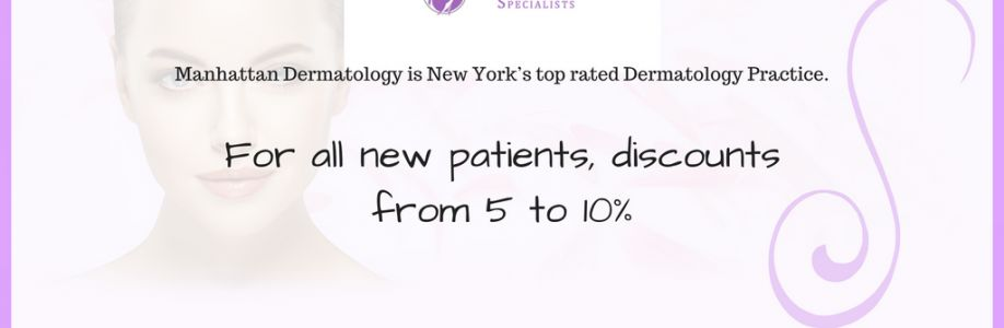 Discount for NEW Patients from Manhattan Dermatology Specialists Cover Image