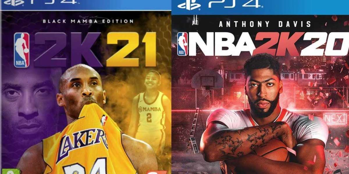 NBA 2K21 Standard Edition on Amazon