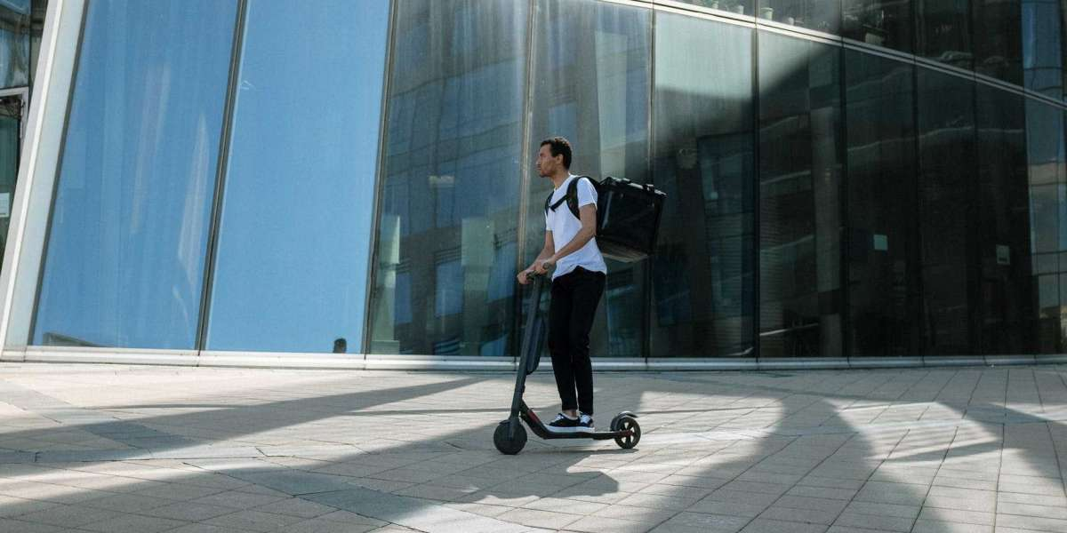 The Principle of Operation of the Electric Scooter