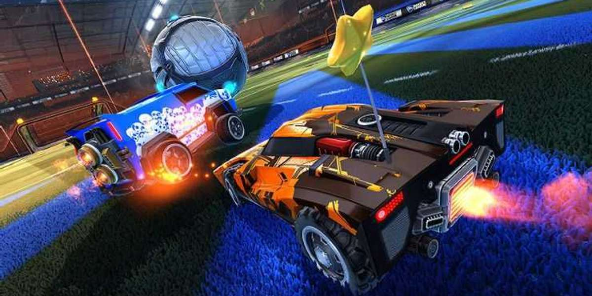 Rocket League Trading just accessible temporarily