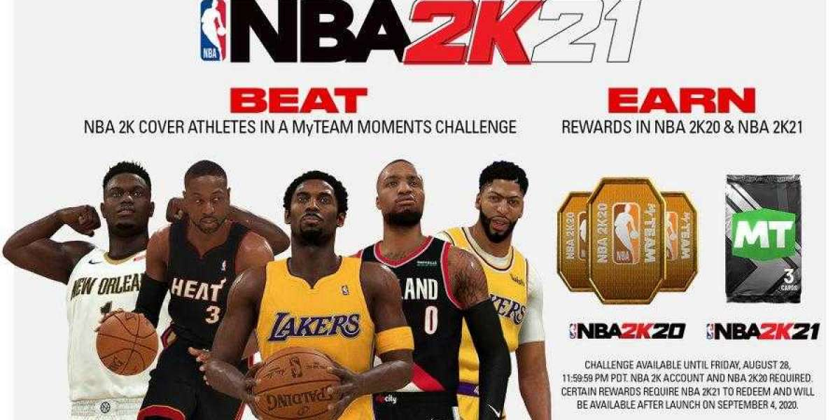 NBA 2K21 features solid gameplay and realistic graphics