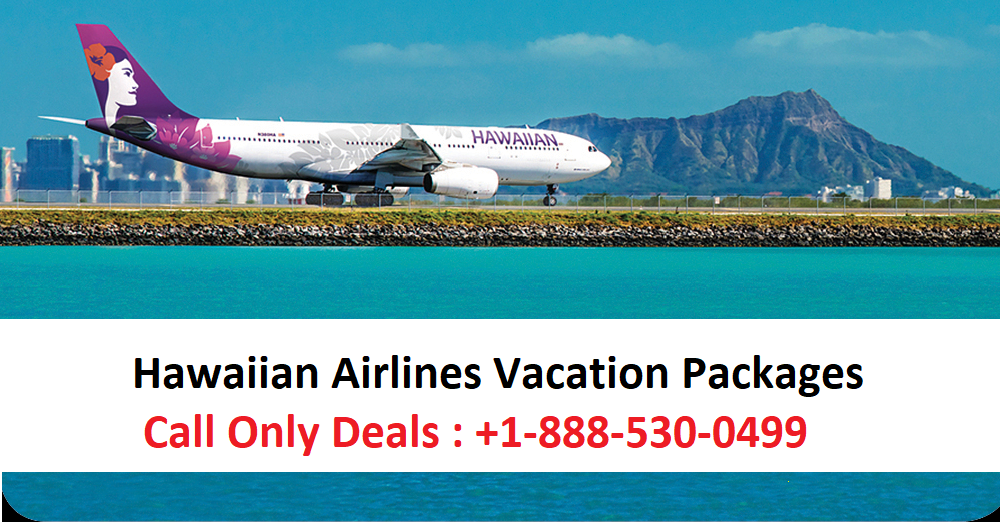 Hawaiian Airlines Vacation Packages & Travel Deals