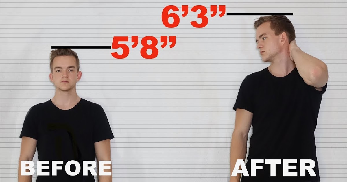 Looking For Ways To Grow Taller? Check These Out