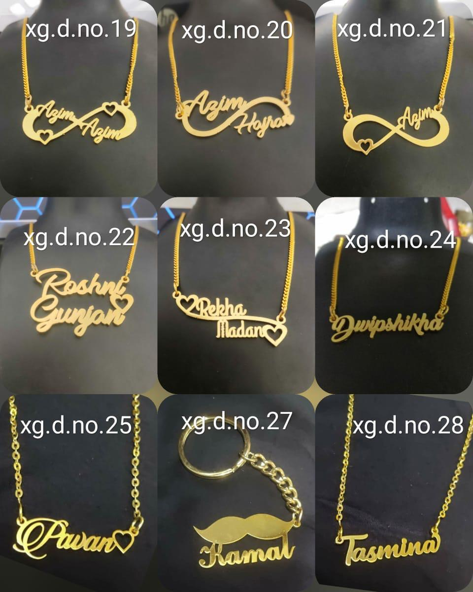 Best double sided pendant Online in India | Zupppy