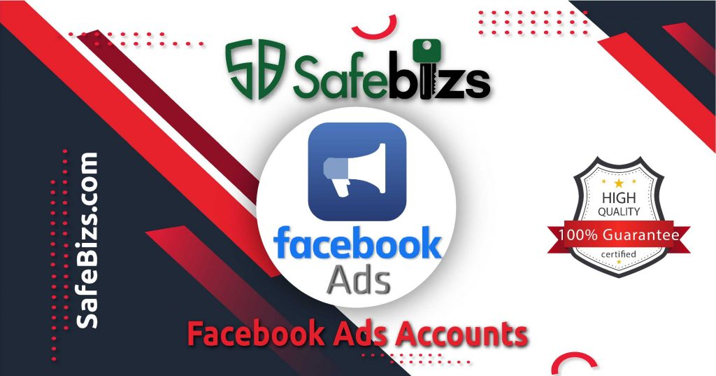 Buy Facebook Ads Accounts - 100% Verified Business Manager