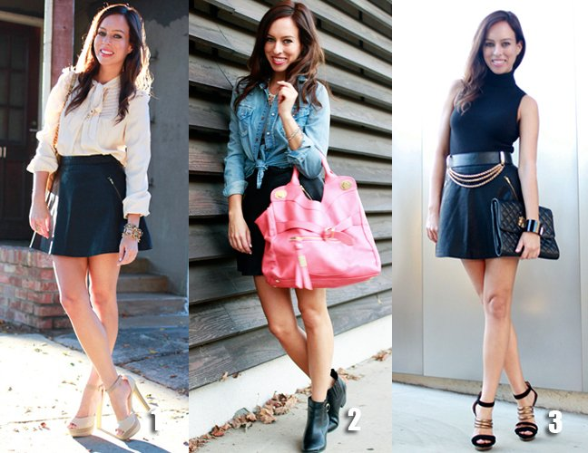 Leather Skirts For Ladies: Is It A Right Choice To Wear In Summer - ZippiLeather