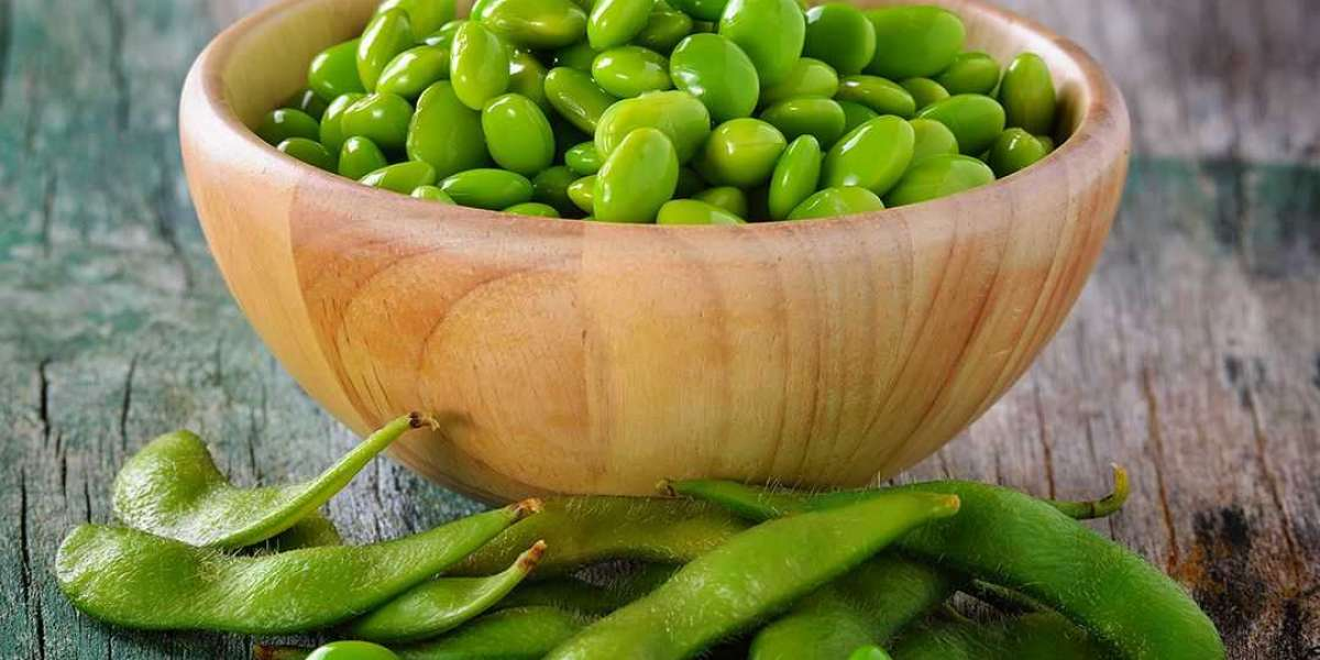 Everything About growing edamame