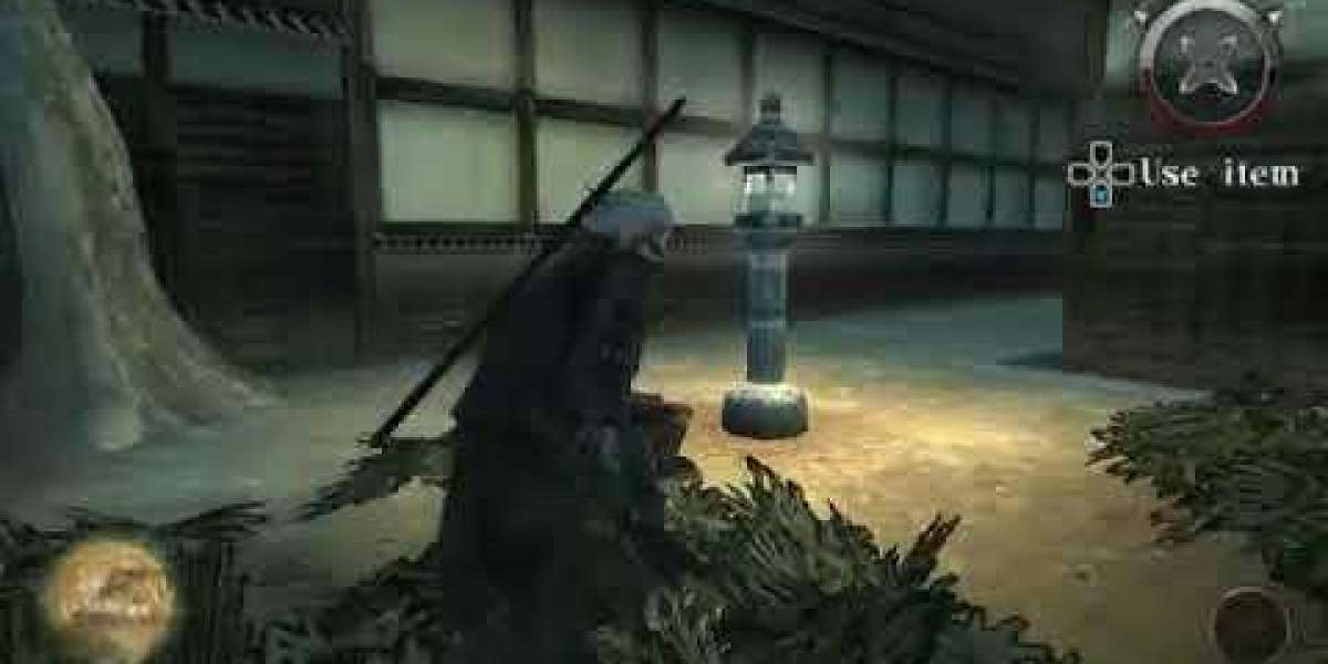 Tenchu 4 PPSSPP ISO Cracked X32 Full Version Latest Apk