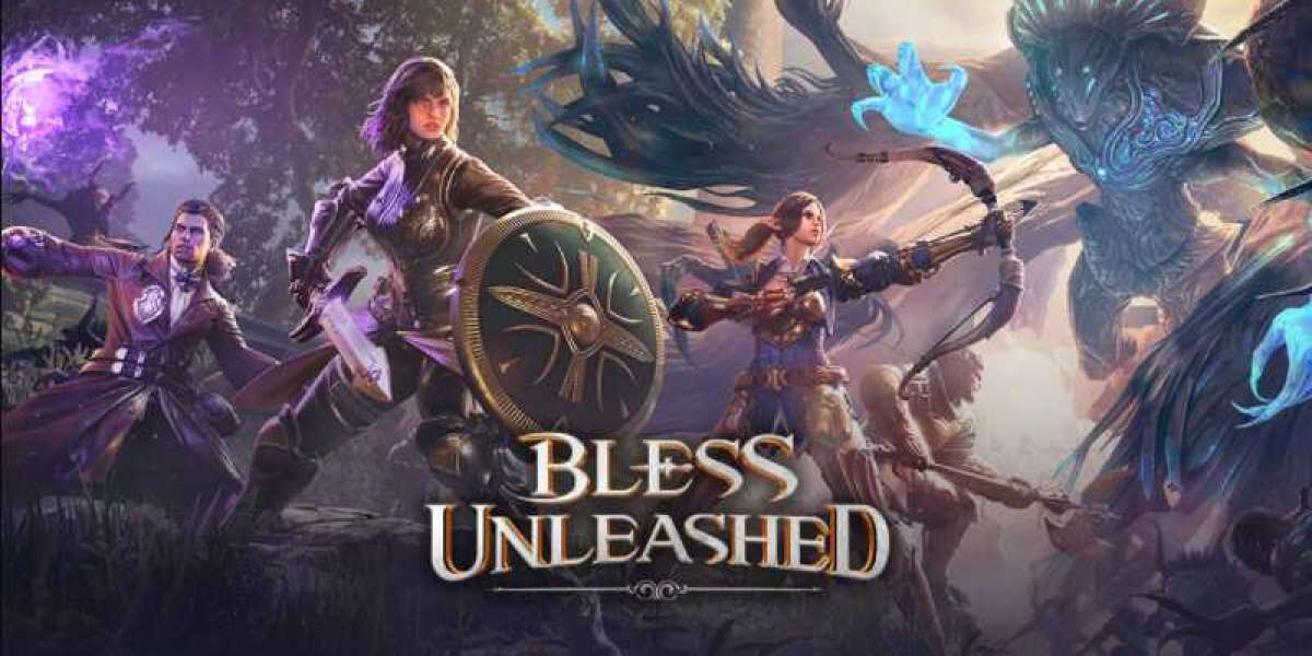 How to choose Bless Unleashed Races