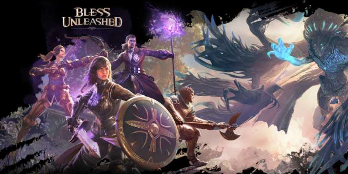 How to choose Bless Unleashed Classes